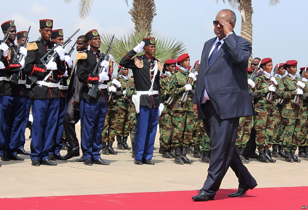 Djibouti President Doubts Africa Will Be High on Trump Agenda