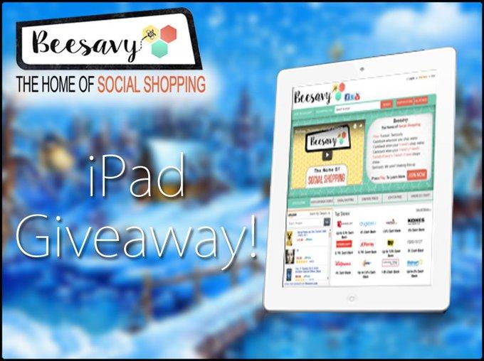 Beesavy iPad Pro Giveaway {US