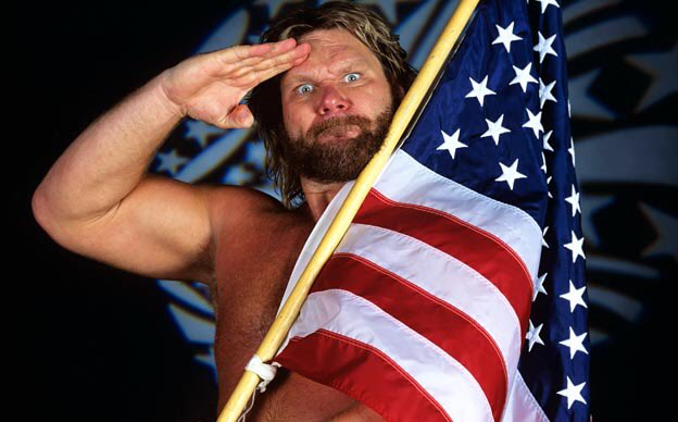 "Happy Birthday, ""Hacksaw\"" Jim Duggan!"