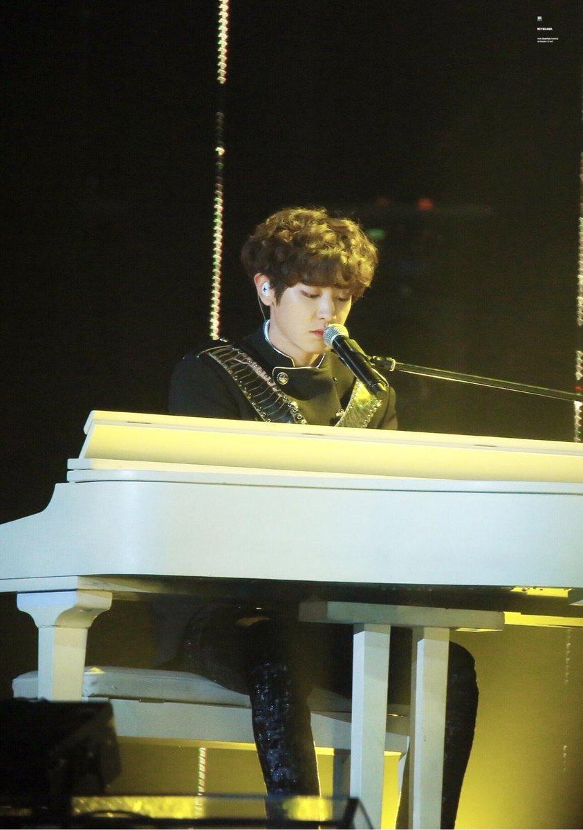 박찬열 피아노