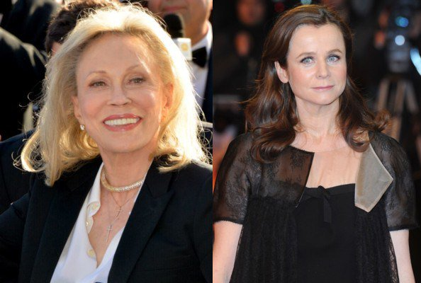 January 14: Happy Birthday Faye Dunaway and EmilyWatson