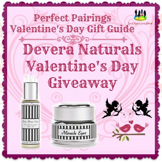 Devera Naturals Valentine's Day Giveaway #SMGN Ends 2/14