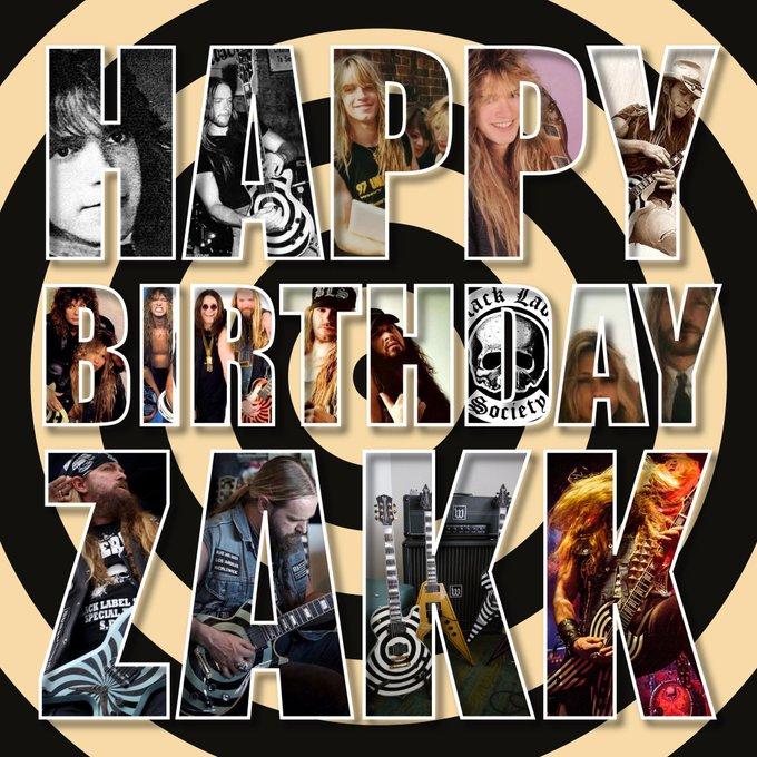 Happy Birthday Zakk Wylde!!!