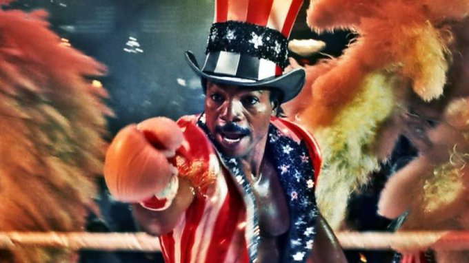 Happy birthday to Mr. Carl Weathers! We salute his top 10 roles.