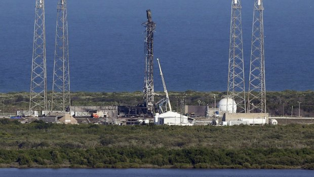 SpaceX prepares first rocket launch since explosion