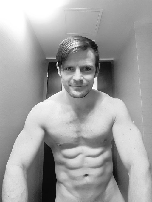 Morning all xxx #naked #nakedselfie #nude #nudemen #abs #muscles #abs #b&w #nude #nudeselfie #nakedguy