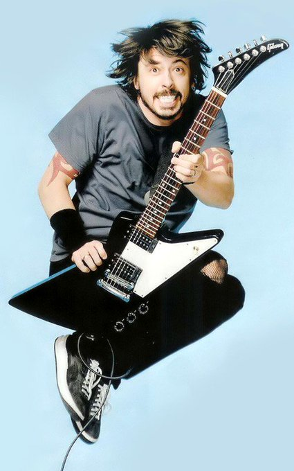 Happy Birthday David Grohl. We are looking forward to playing our Grohl Vs Homme show next weekend.