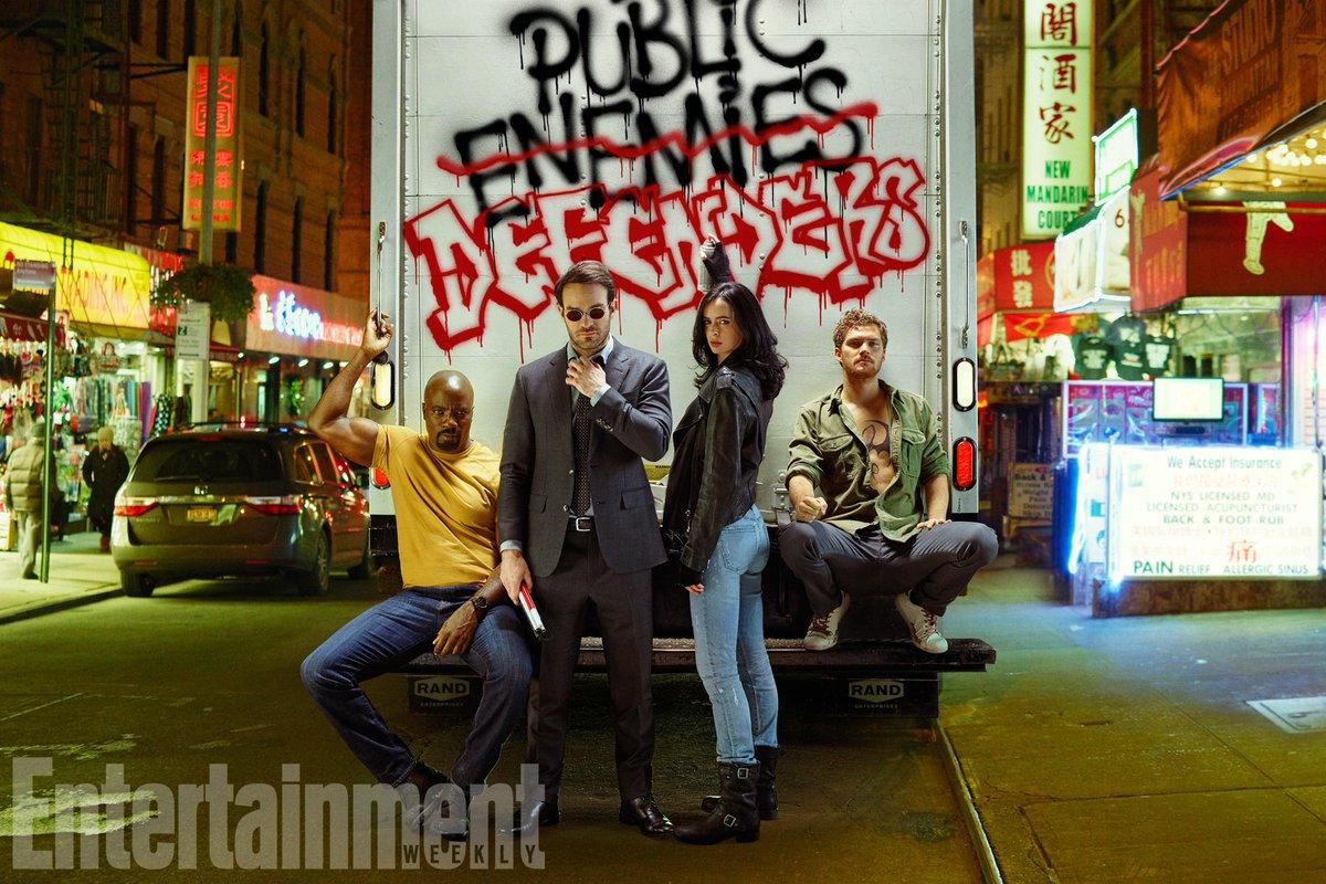 How Marvel's street-level heroes landed on Netflix: