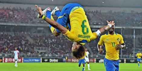 Gabon held 1-1 by Guinea-Bissau in Africa Cup of Nations opener
