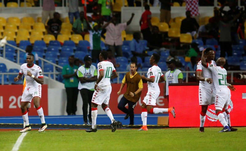 Burkina Faso bounce back to draw 1-1 with Cameroon - Football