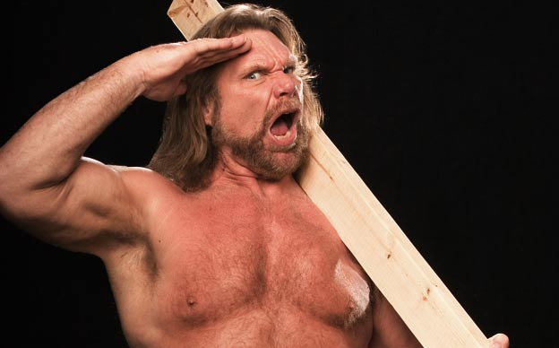 "Happy Birthday to WWE Hall of Famer ""Hacksaw\"" Jim Duggan who turns 63 today!"