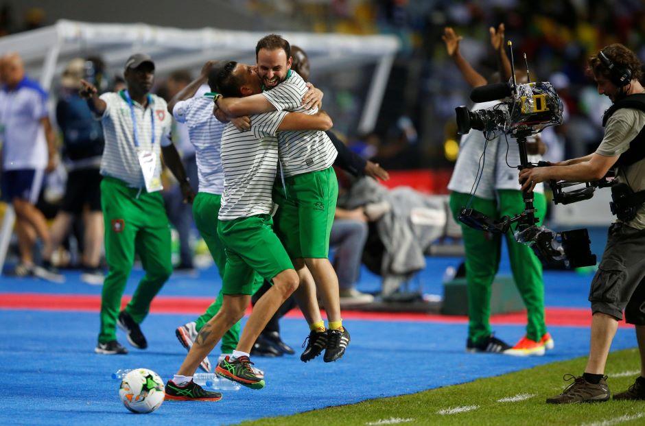 Guinea Bissau snatch shock draw against hosts Gabon - Football