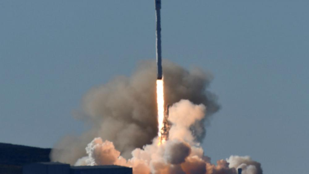 Successful launch of SpaceX rocket after September launchpad explosion