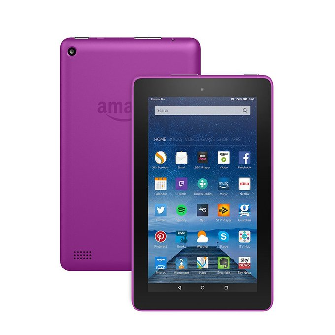 Kindle Fire & Amazon Gift Card Giveaway