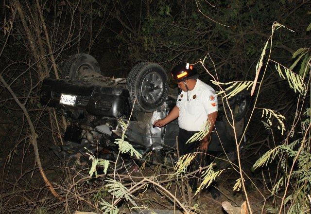 Abuela y nieta mueren en accidente de tránsito en Sanarate