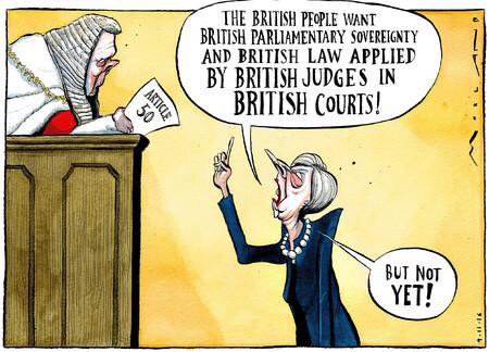 British laws for British people, delivered by British judges, but not yet.  May Brexit  https://t.co/WE9nQacodP https://t.co/MNBPwfQHoi