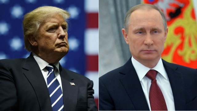 JUST IN: Trump to meet Putin in first foreign trip as president: report https://t.co/nIC80P9xfB https://t.co/ojXCrxmOGY