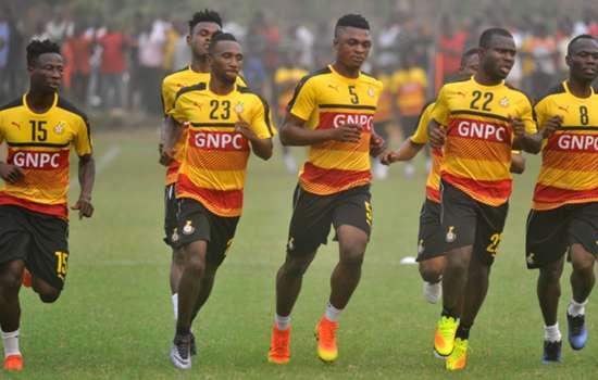 Ghana to play Kenya, Sierra Leone in Afcon 2019 qualifiers