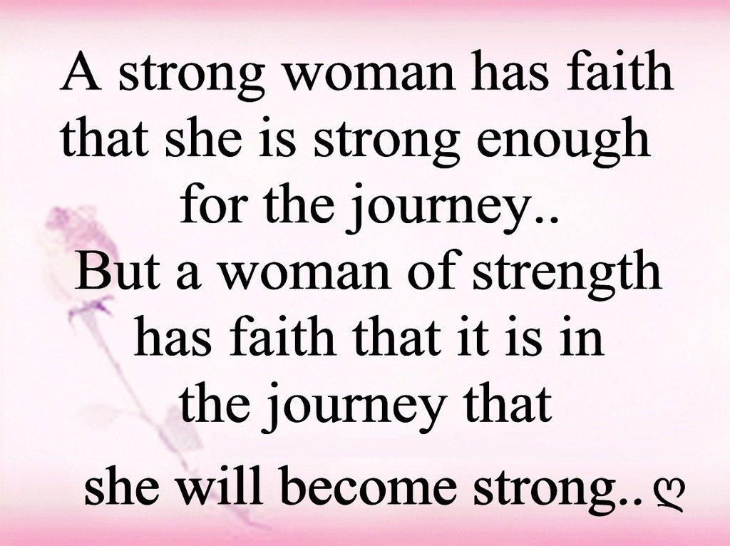 A strong woman... https://t.co/B84bMEyRbm
