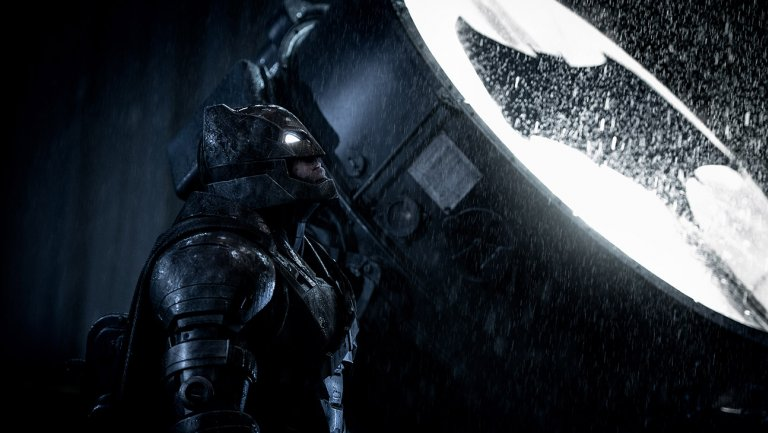 "Ben Affleck on Batman suit: ""When you are in it, you can be sweating, crazy and exhausted."""