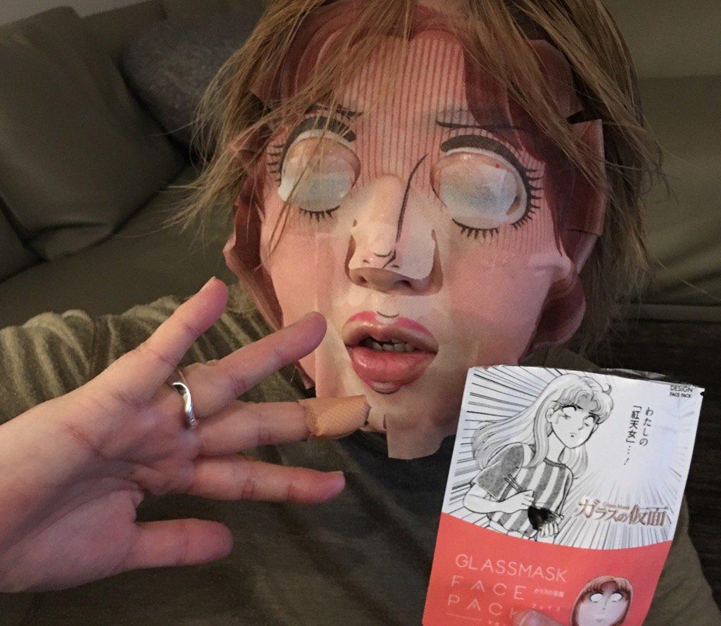 「私…、女優になります!!」…なっとるがなー。一応なー。↑ アニメ「ガラスの仮面」     2代目・北島マヤの中の人