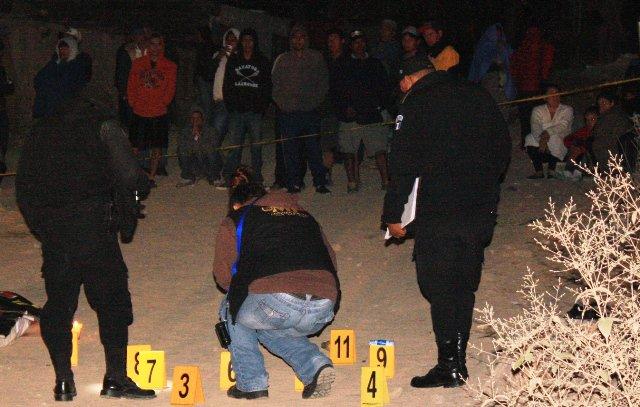 Balacera deja dos muertos y tres heridos en Sanarate