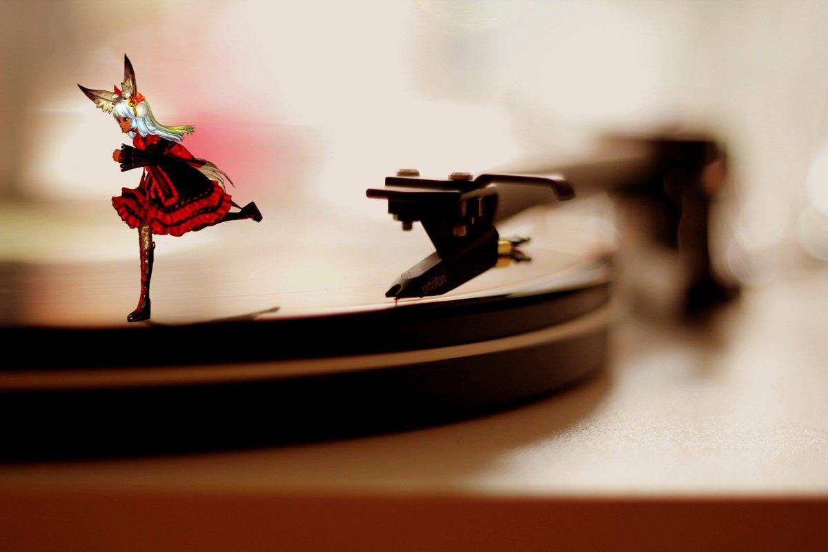 音楽ってたいへん(' x    ';#ブレソSS加工部#ブレイドアンドソウル