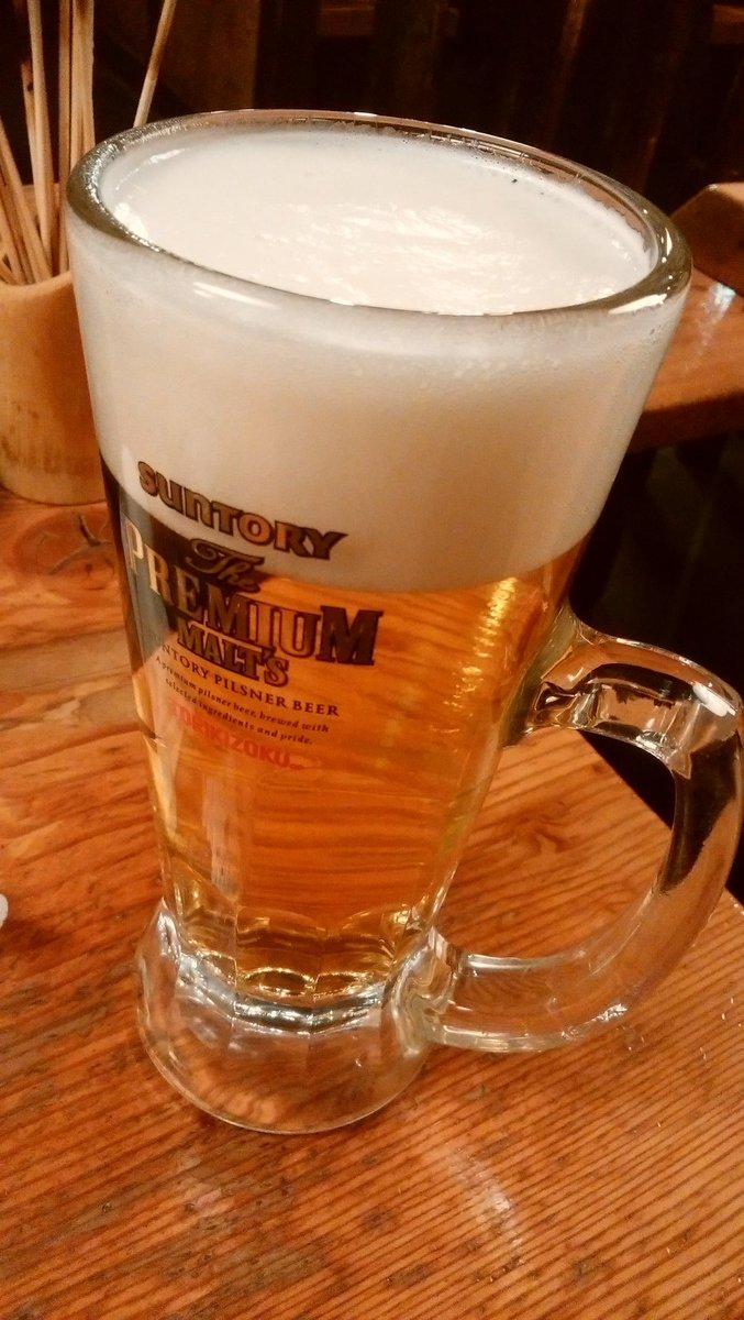 稽古終わりのビール、、、我慢できるはずないじゃない、、、今日も一日おつかれさまでーーーーす!!(≧∇≦)b#ノラガミ #