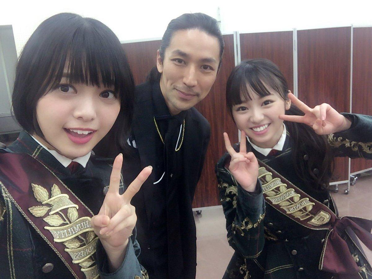TAKAHIRO先生がクレヨンしんちゃんの『オラはにんきもの25thMIX』の振り付けをされていて