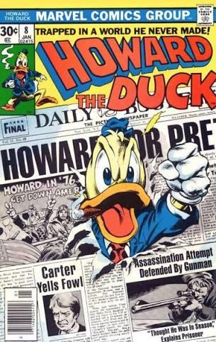 ディスク・ウォーズ参戦希望ハワード・ザ・ダックも、ディスク・ウォーズ:アベンジャーズの続編に初登場してほしい。#ハワード
