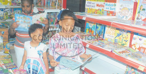 Book show cultivating reading culture