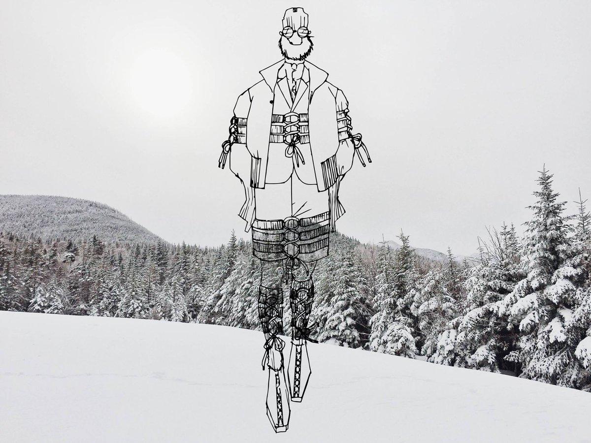 ミラノにて、まもなく始まる Thom Browne デザインによる #MonclerGammeBleu 2017/18年秋冬コレクションショー。 詳細は後ほど! #FW17 #MFW https://t.co/WULc5Xodhm