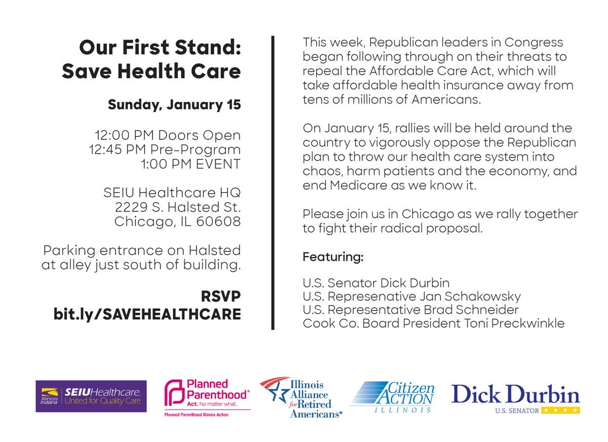 This #SundayMorning, we're rallying to #SaveHealthCare! Join us! #SaveACA #ProtectOurCare https://t.co/OIOTReMkzs