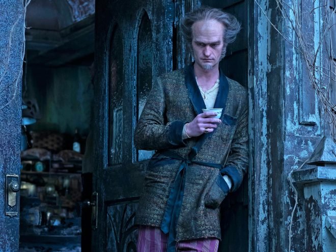 Here's how Neil Patrick Harris scored his role in 'A Series of @Unfortunate Events':