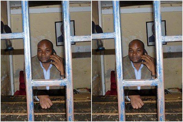Kirinyaga politician DRAMATICALLY arrested at gunpoint