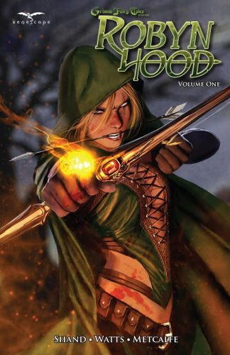 *New KH Post* Comic Book Review: Robyn Hood https://t.co/1NT6txFqyB https://t.co/kBuhw7Zbrz https://t