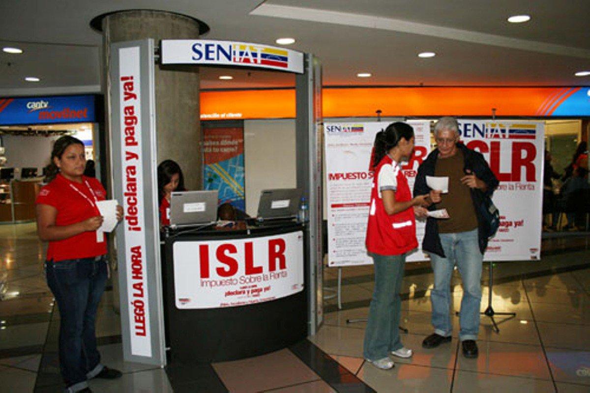 Ajustada base de cálculo para declaración y pago de ISLR a ingresos anuales de 6 mil U.T. en 2016 https://t.co/BMTHC9hNB1