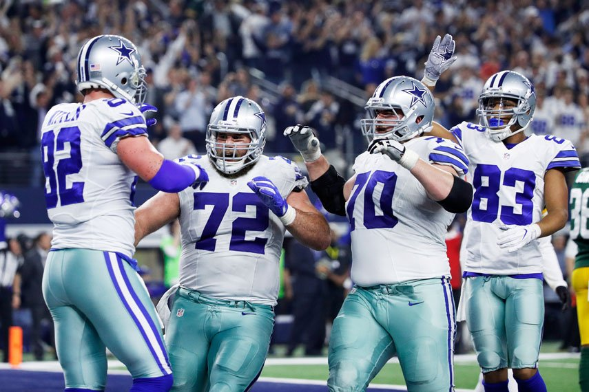 Congrats on a great season #DallasCowboys! Bright future ahead! https://t.co/Sby1Zf8zRu