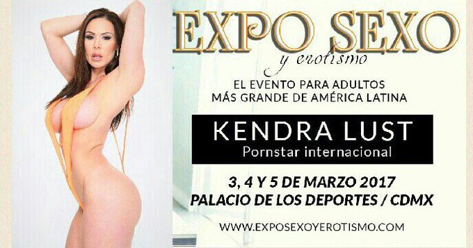 Come see me #Mexico March 3-5 @ExpoSexoErotic https://t.co/KPZRIZNQSV