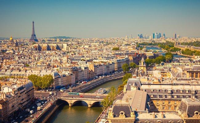 Paris en passe de devenir la capitale européenne des #startup devant #Londres https://t.co/p7tADymiJn  #Tech #FrenchTech v/@frenchweb