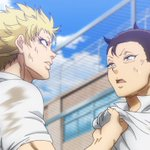 【ニュース】TVアニメ『ALL OUT!!』第15話「チームメイト」の先行場面カット&あらすじ到着! またしても神高ラグ