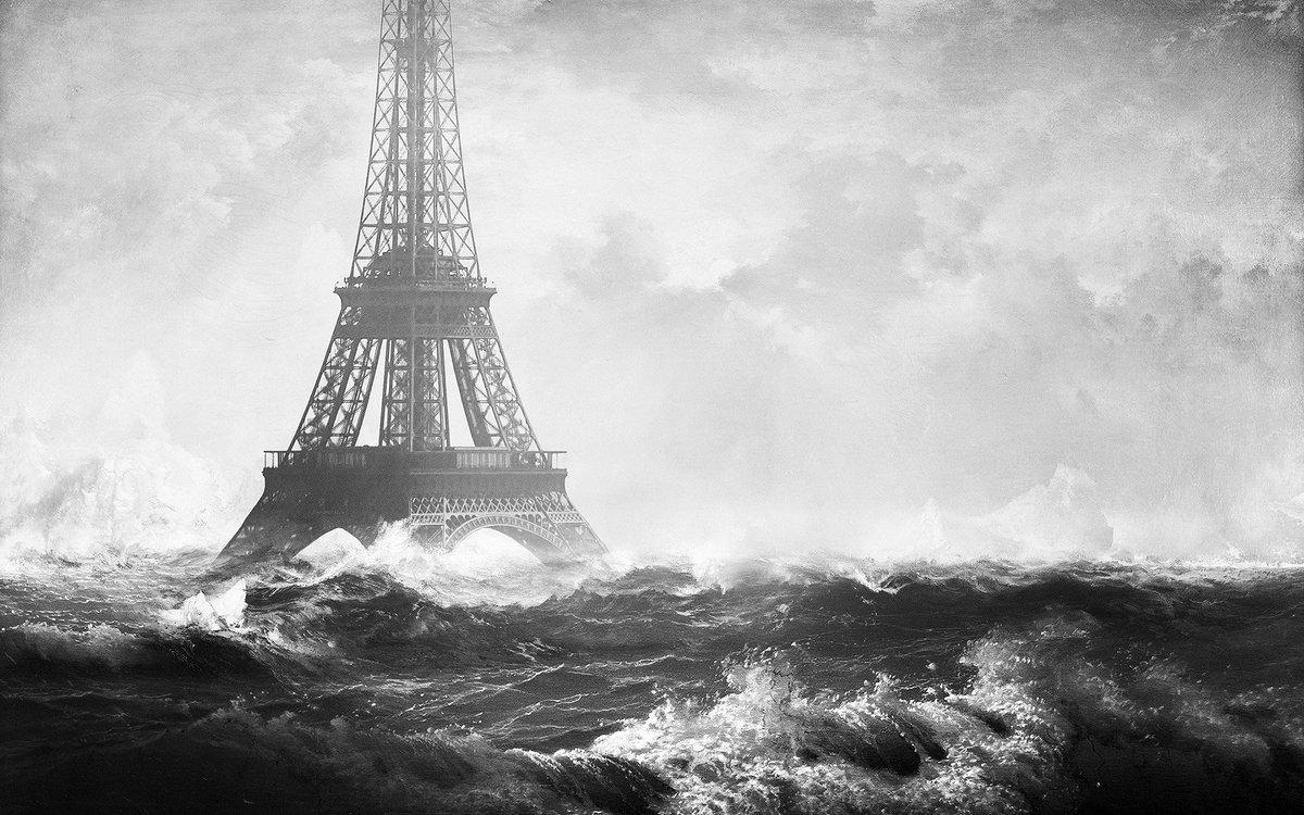 #wallpaper #Eiffel Tower, #photo manipulation, #water https://t.co/7hP2WqNbMd