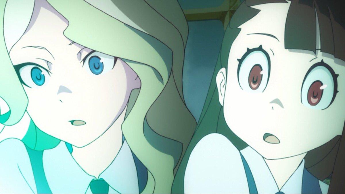 そして毎週月曜更新でTVアニメ『リトルウィッチアカデミア』がNetflixにて配信中でございます!!最新第2話も公開中!