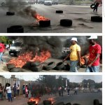 Moving college classes sparks protests in Alexandra