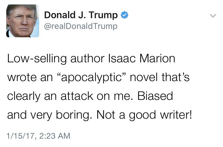 It's more an attack on the selfishness and fear that poisons humanity, but sure, it can be about you if you want. https://t.co/Oljfz1Cgo2