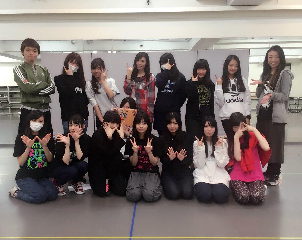 【稽古最終日!】本日は、舞台「Wake Up, Girls! 青葉の記録」稽古最終日でした!AiiA 2.5Theate