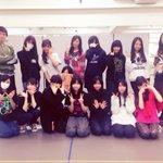 #岩田華怜 #WUG_JP #ワグステ 稽古場最終日。