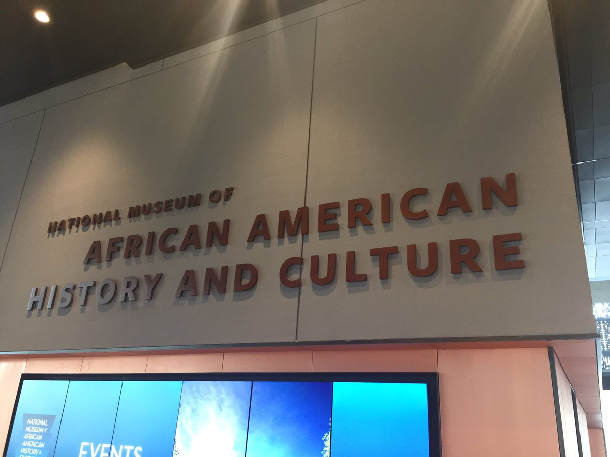 RT @ZacEllisVU: The Commodores have arrived at the National Museum of African American History and Culture. #MLKday2017 https://t.co/4Ertn0…
