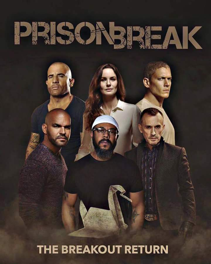 Prison Break S5 S05 Season 5 Season 05 2017 1080p AMZN 10bit x265 5 1 AAC HEVC Natty