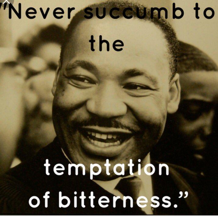 Never. #mlk #happybirthday #wisewords QBCJLdO2d4